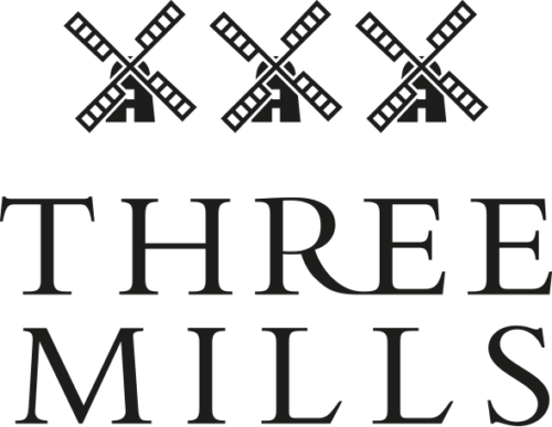 Three Mills Wines Logo